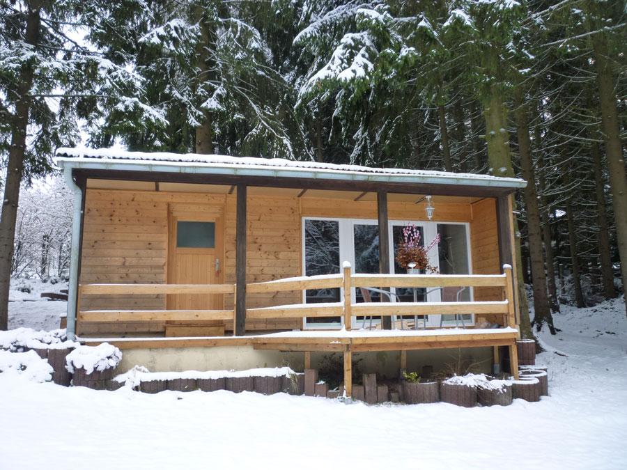 Ferienhaus in Finsterbergen