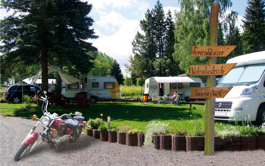 Campingplatz Thüringen